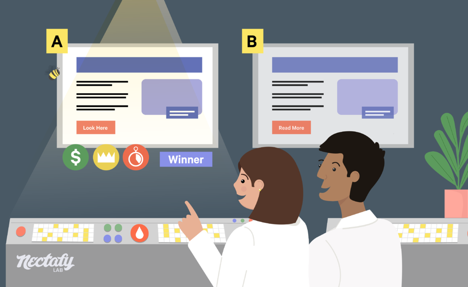 A/B Testing Your SaaS Website: Tiny Changes & Big Results