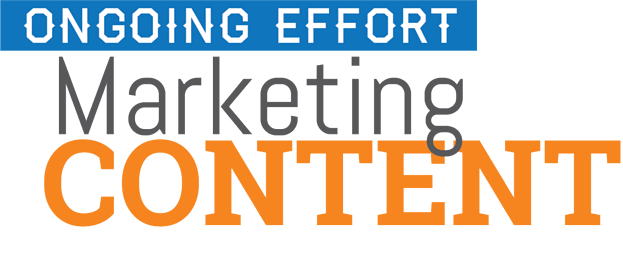 What is content marketing? - ONGOING EFFORT MARKETING CONTENT
