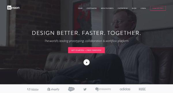 14 Examples Of Beautifully Strategic SaaS Website Design