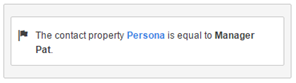 """List for persona """"Manager Pat"""""""