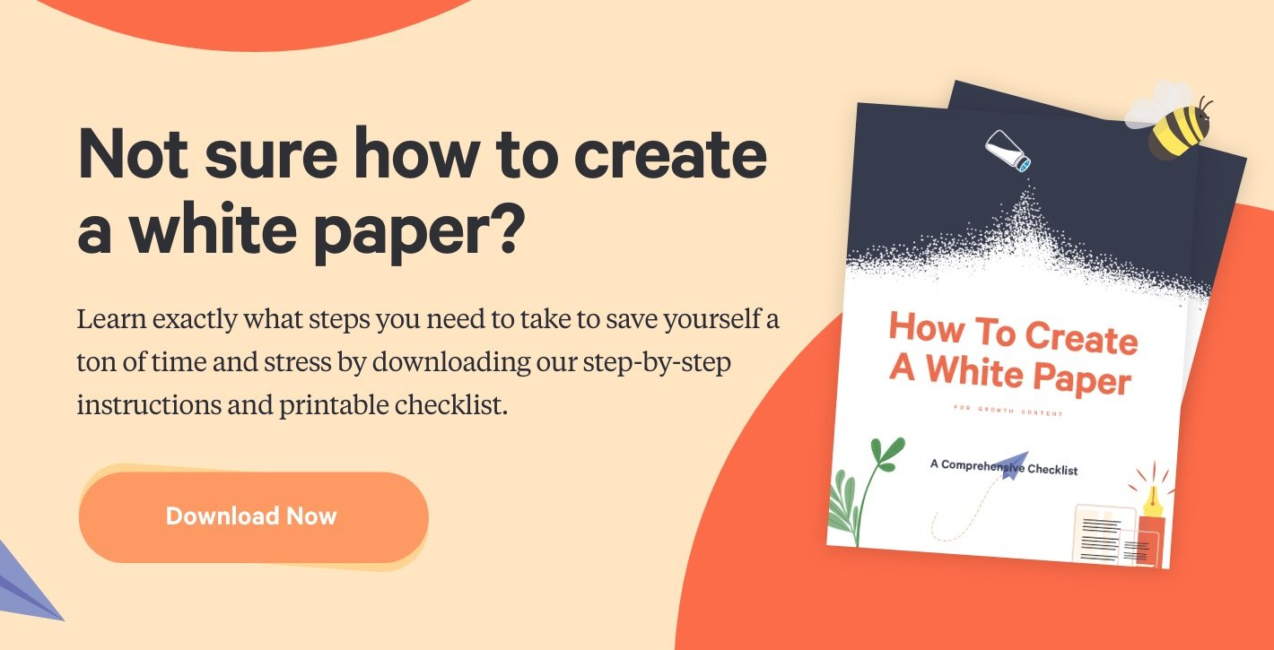 Download: How To Create A White Paper For Growth Content