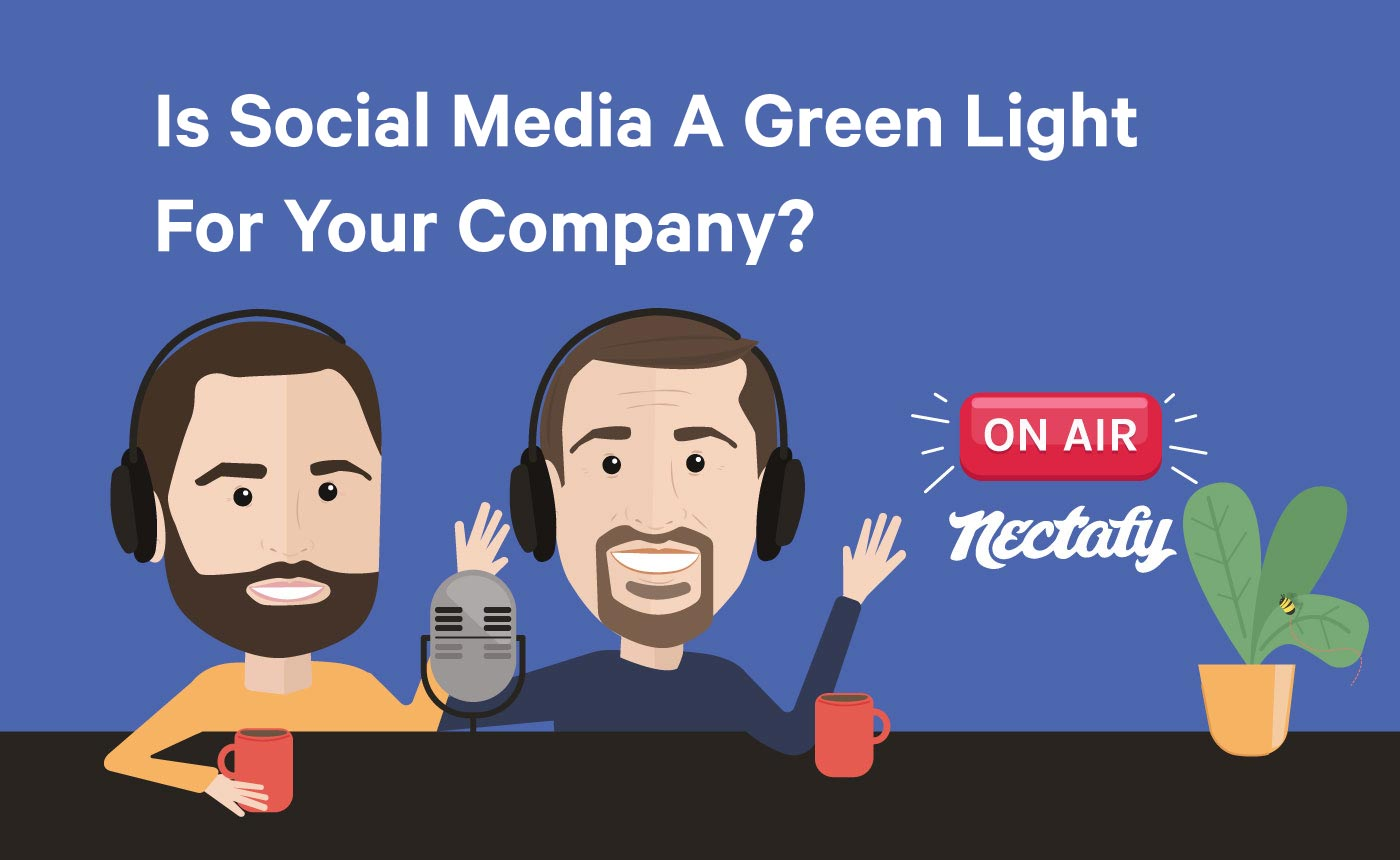 Is Social Media A Green Light For Your B2B Company?