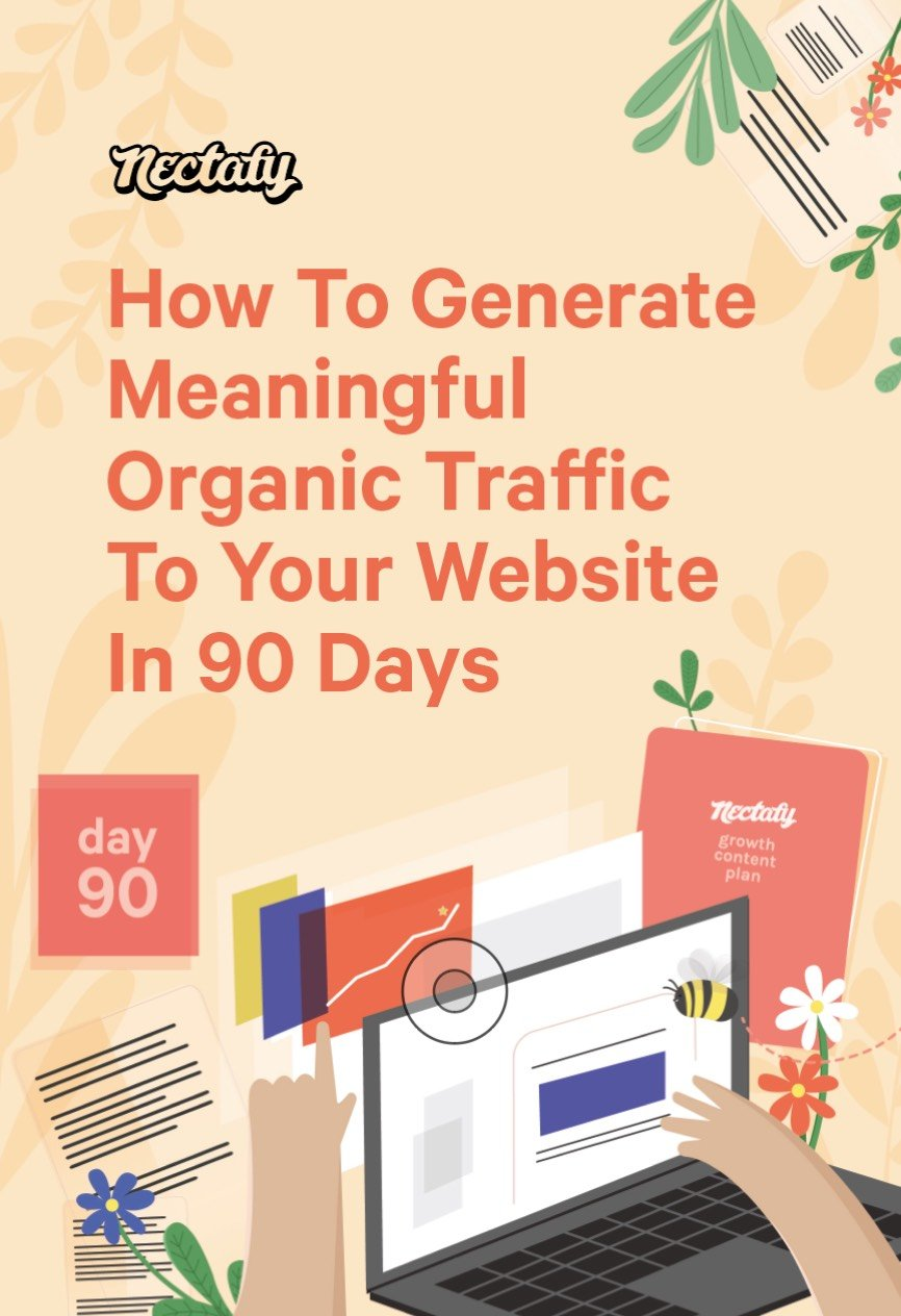 How To Generate Meaningful Organic Traffic To Your Website In 90 Days
