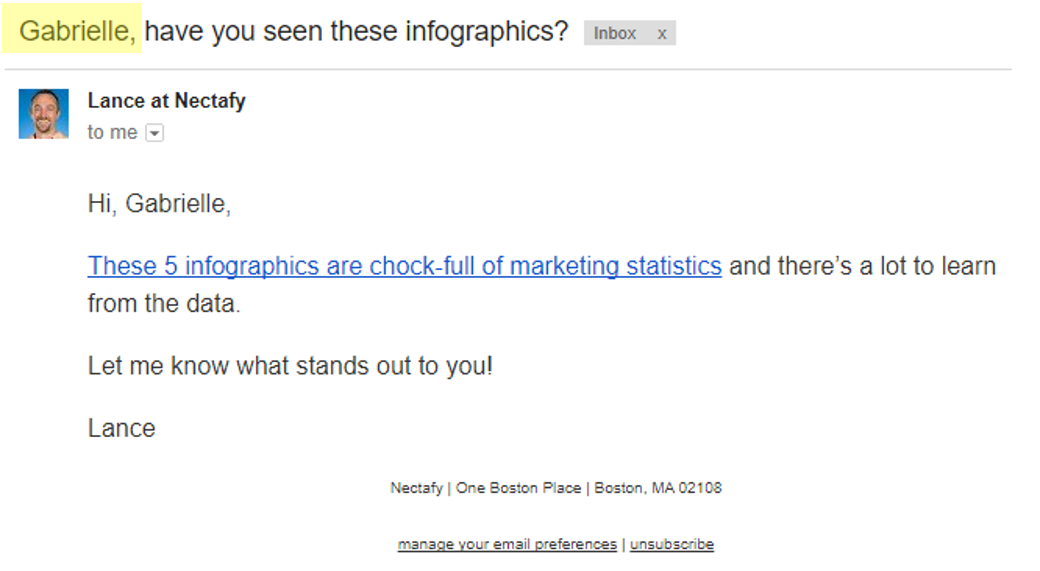 Email-Marketing-Strategies-Creepy-Subject-Line