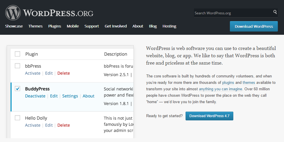 Wordpress 4-7