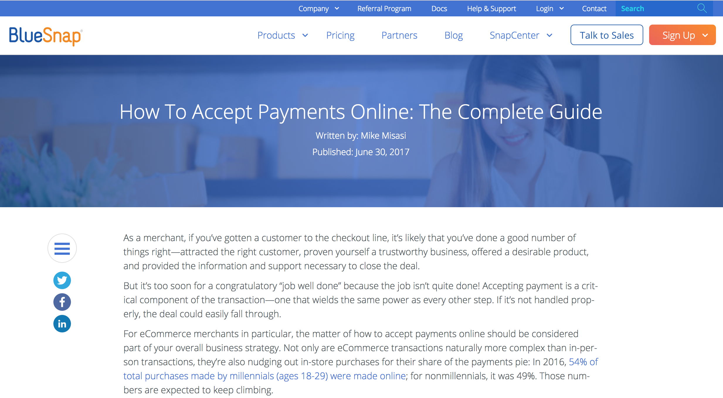 How To Accept Payments Online: The Complete Guide